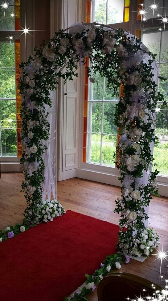 wedding flowers cookstown